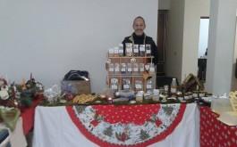 Božićni sajam sa prirodnim proizvodima