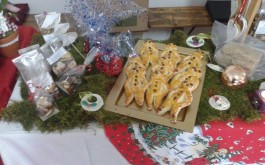 ...božićni keksi, jestivi sv.Nikola i dr.