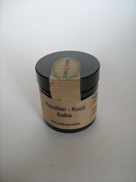 Kamille-Rotoel Salbe 60ml