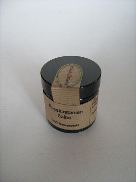 Rosskastanien Salbe 60ml